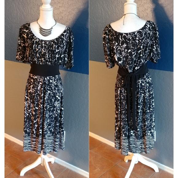 Julian Taylor Dress Plus Size 22W